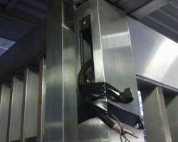 電気錠の解除